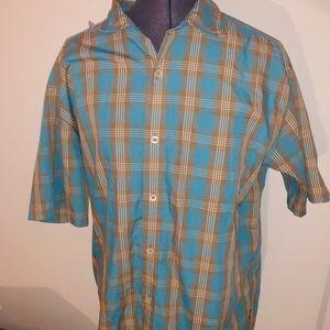 Men's Patagonia casual shirt large